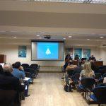 Συνάντηση συνεργασίας στο Ελληνικό Κέντρο Θαλασσίων Ερευνών με θέμα «Καλές πρακτικές για τη θαλάσσια οικονομία»