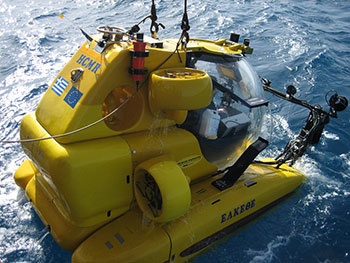 UNDERWATER VEHICLES