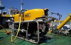 ROV Max Rover Equipment