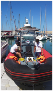 HELLENIC CENTRE FOR MARINE RESEARCH - HELLENIC RESCUE TEAM COMBINED OPERATION