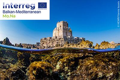 Interreg Balkan Med Project MoNa