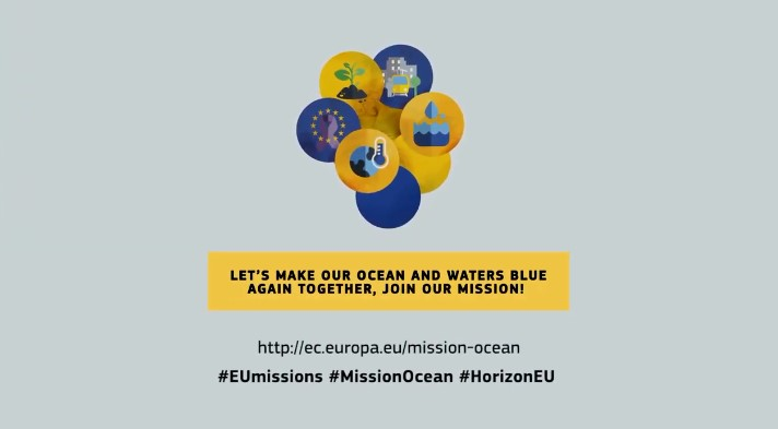 EU missions – Healthy oceans, seas, coastal and inland waters