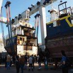 Extension, and modernization of R/V FILIA
